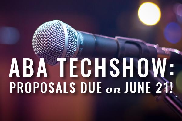 2019 06 13 TECHSHOW Proposals-01