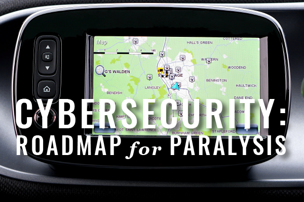 Featured Image Cybersecurity Roadmap for Paralysis